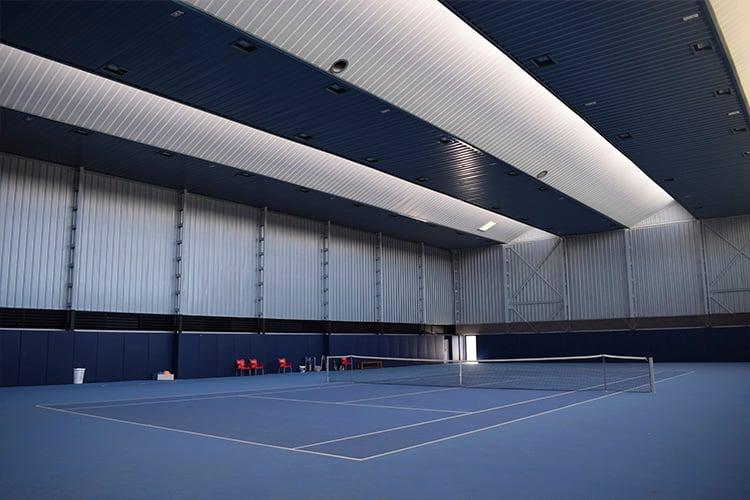 Academia de tenis verano