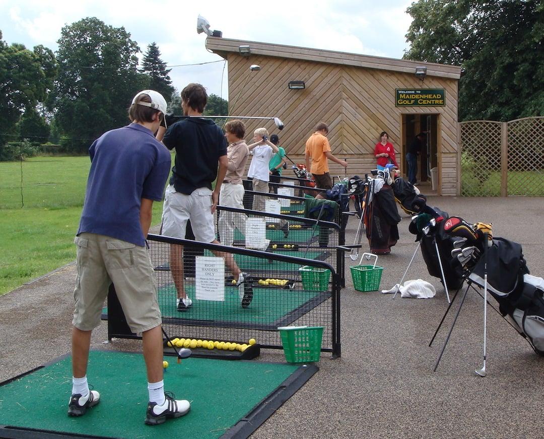 Berkshire College - Golf