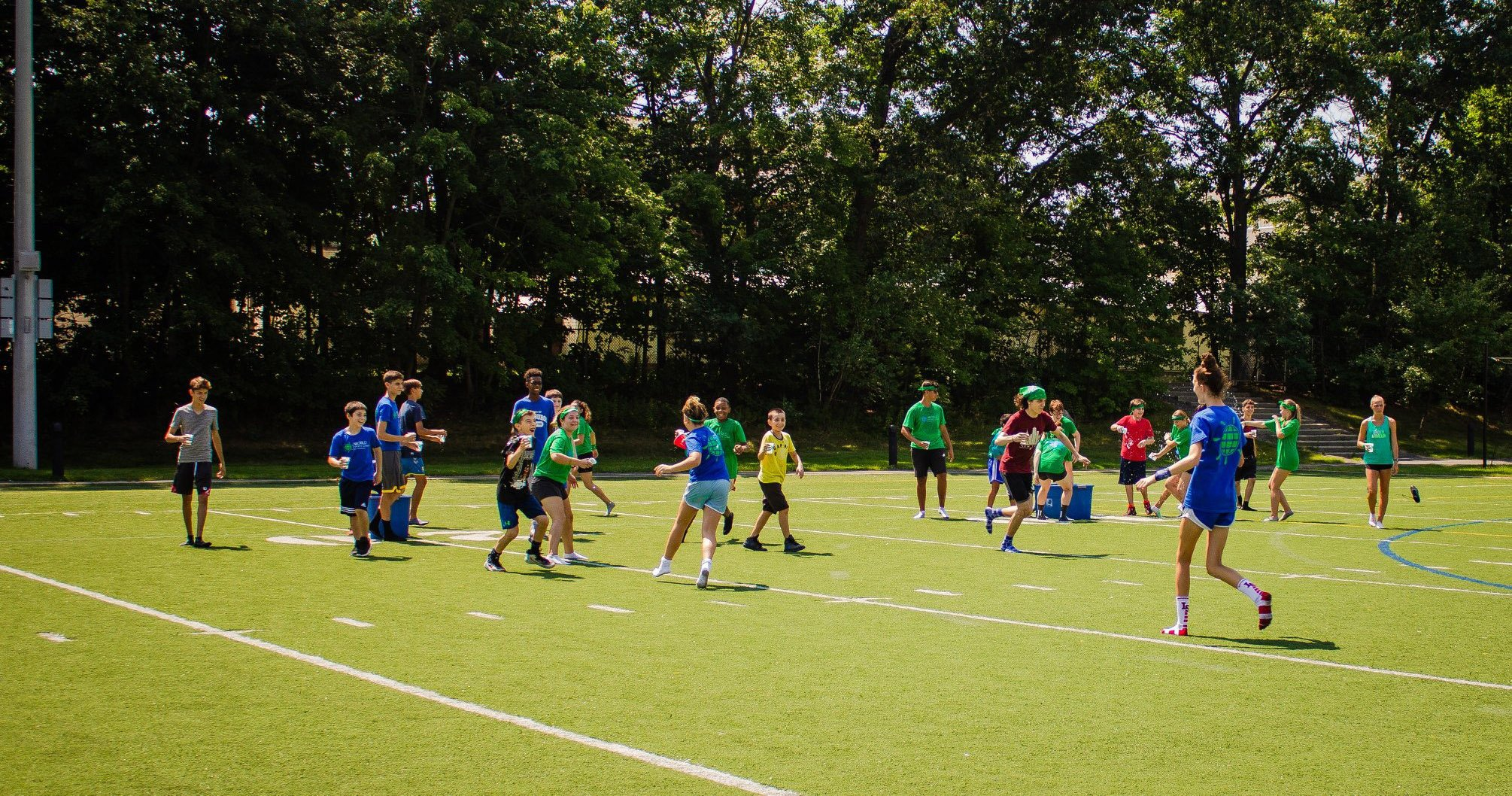 Boston sports Camp