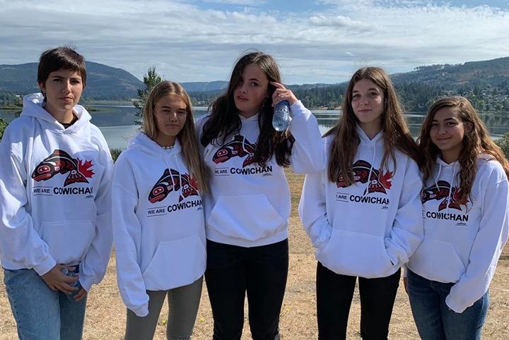 Estudiantes internacionales en Cowichan