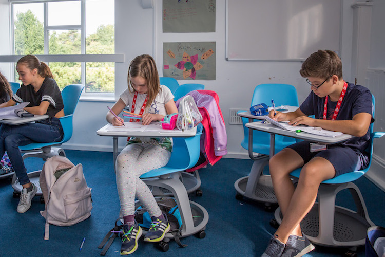 Eastbourne Campus - Classrooms