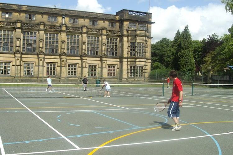 Eastbourne Campus - Tennis Academy