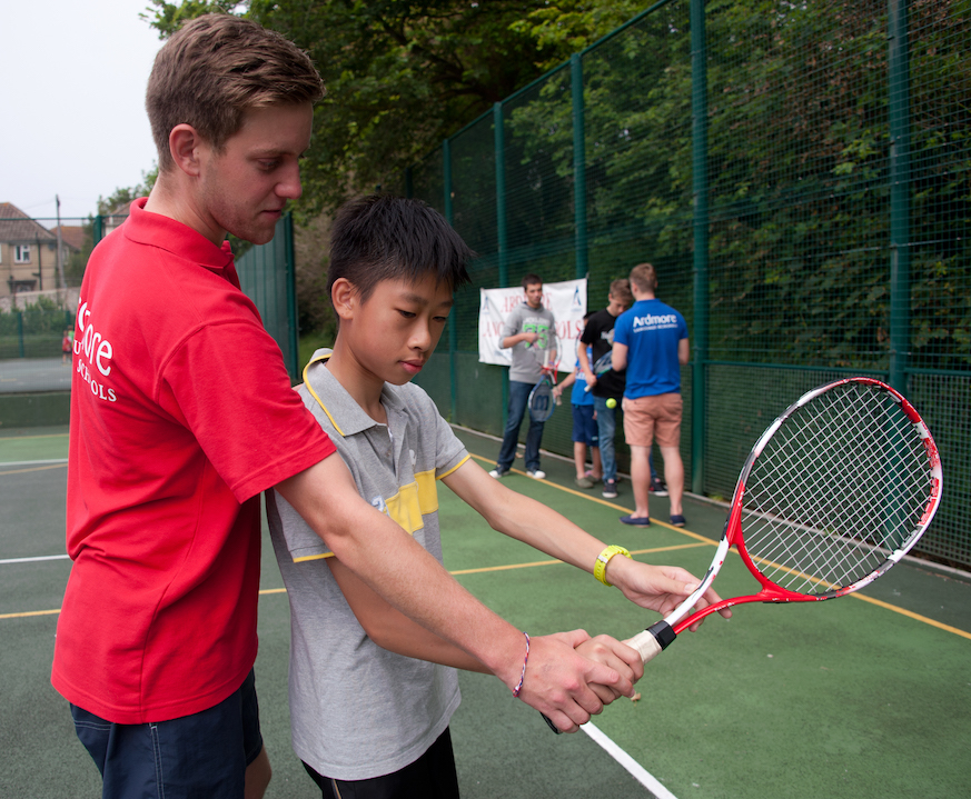 Eastbourne Campus - Tennis Academy