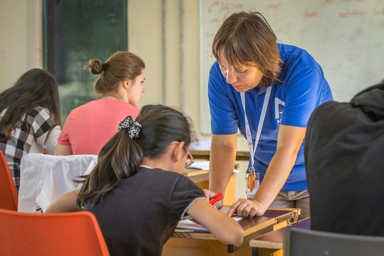 Fulmer Grange - Classrooms