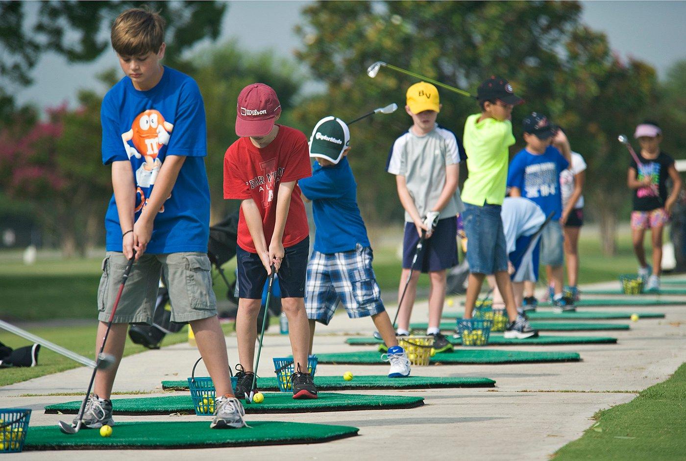 Golf camp verano irlanda
