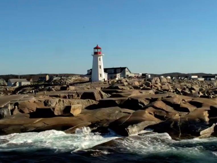 Inglés en Nova Scotia