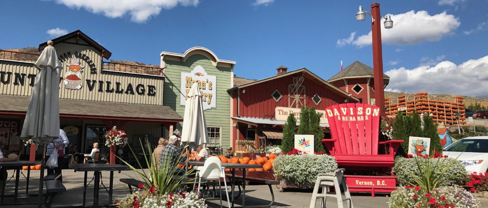 Vernon-Village