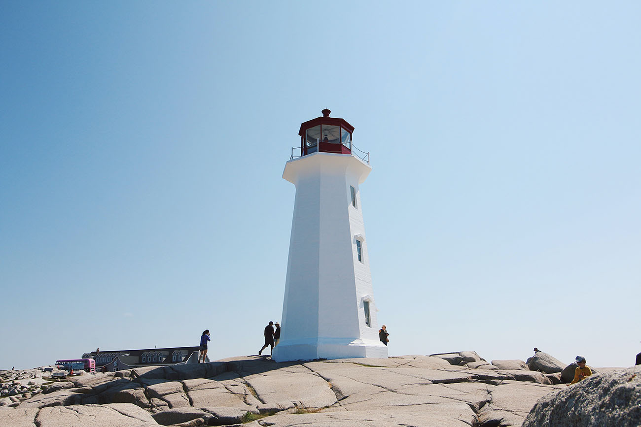 Inglés intensivo en Nova Scotia