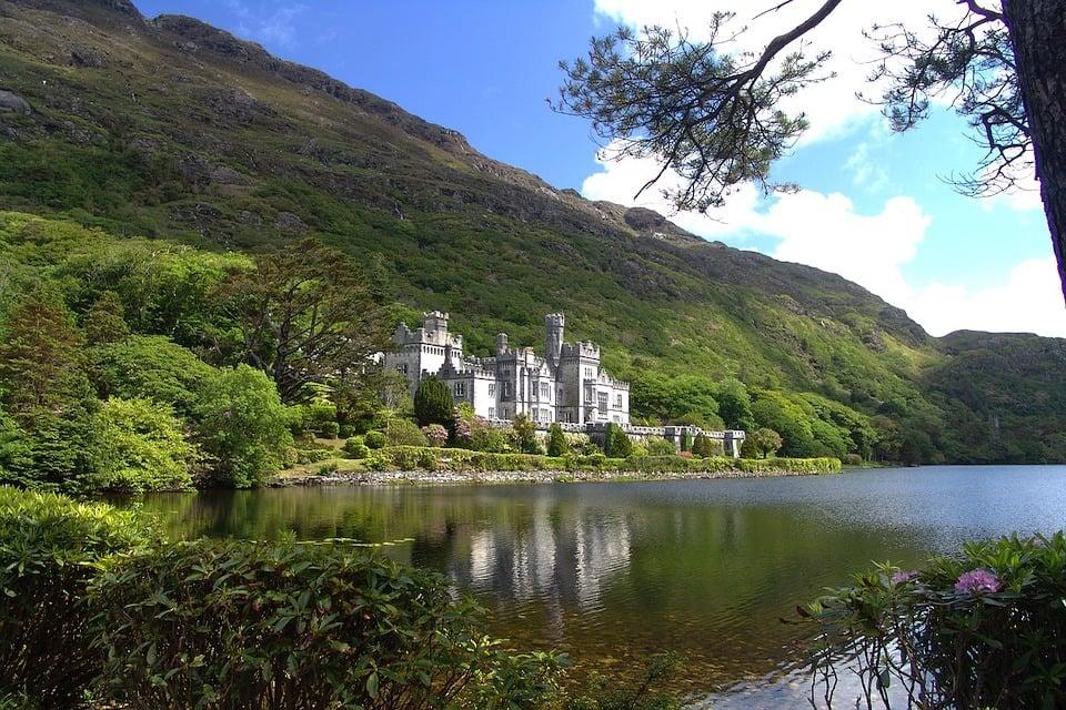 Irlanda-castillo