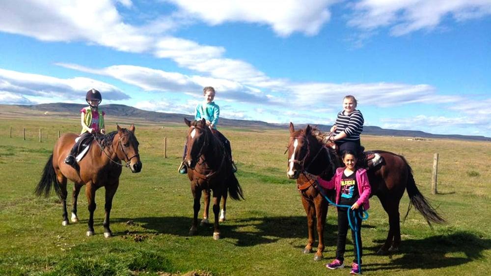 Equitación en Inglaterra