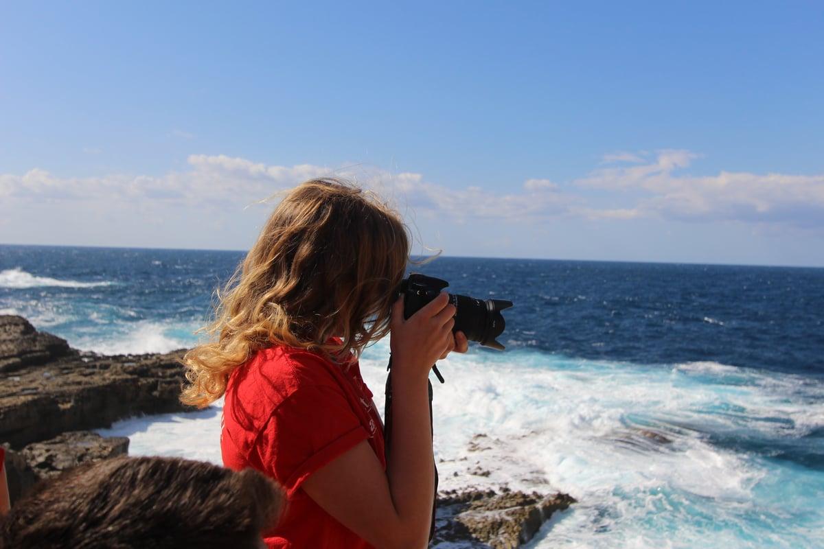 bachillerato en el mar