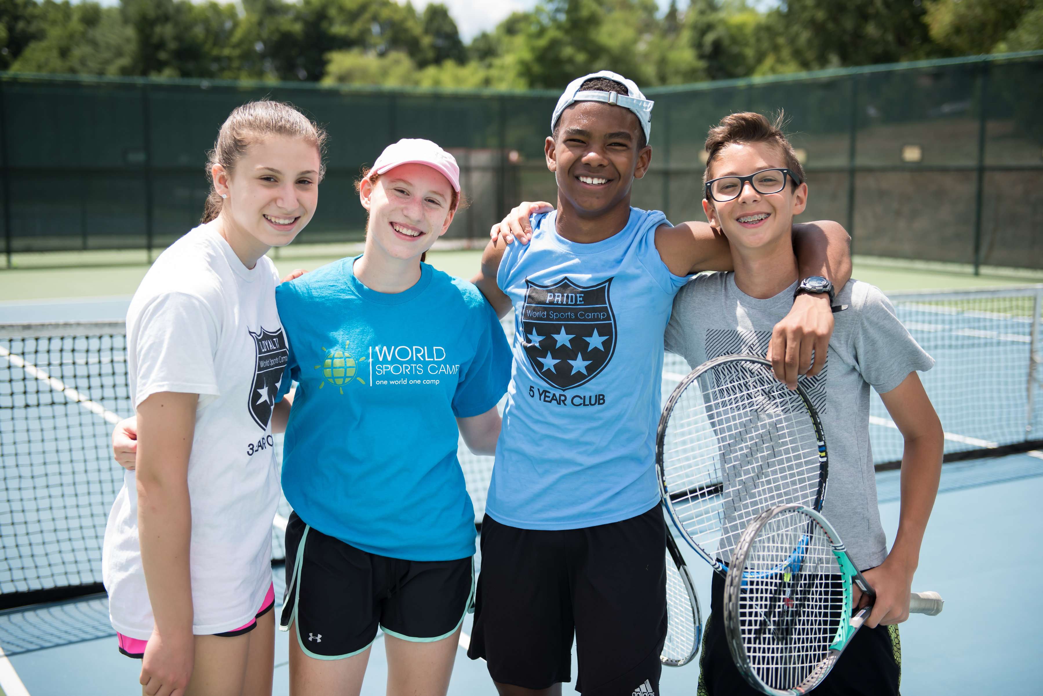 Tennis Boston Camp