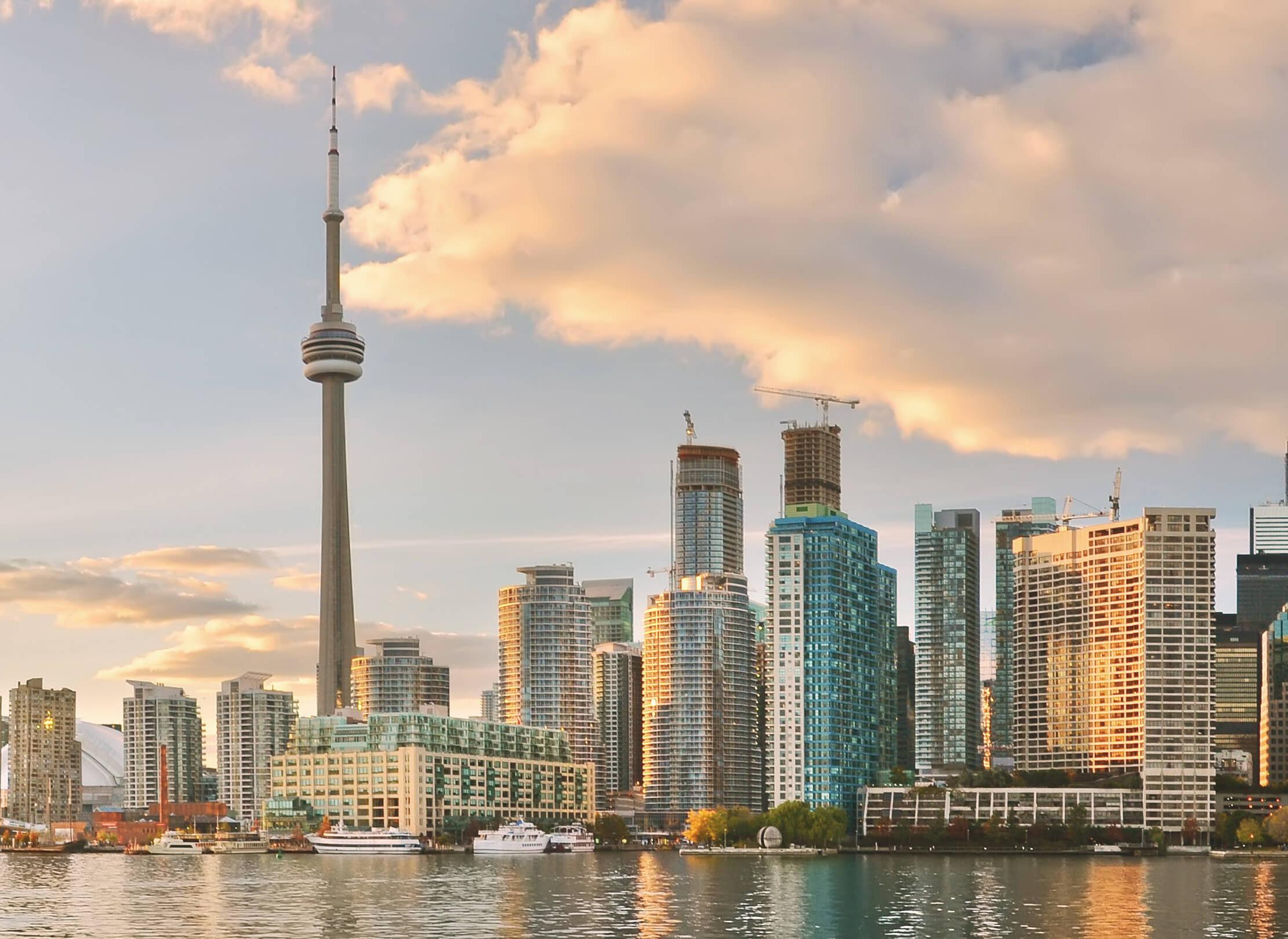 Trabajar en Toronto