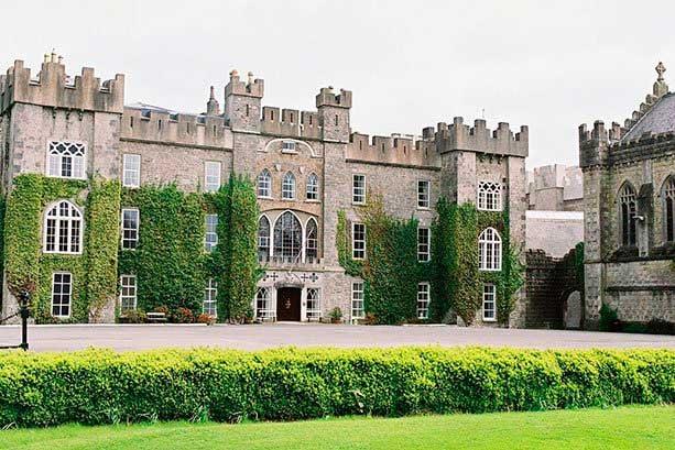 Colegio en Irlanda