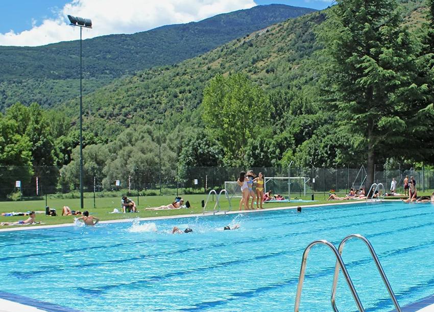 campamento de verano lleida