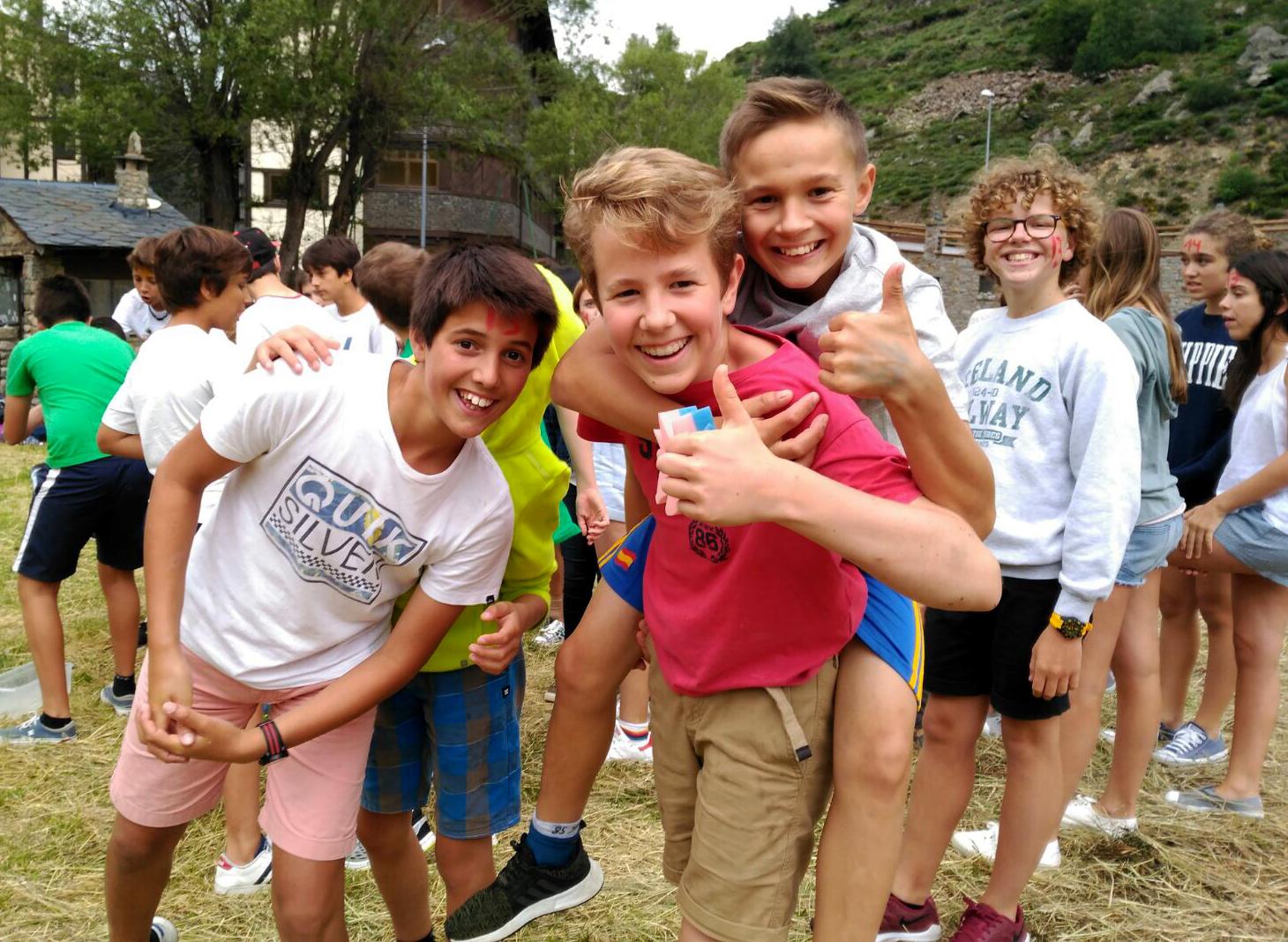 campamento verano andorra