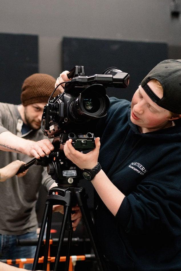 estudiar cine y video