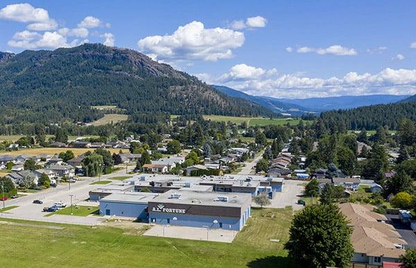 Colegios en North Okanagan
