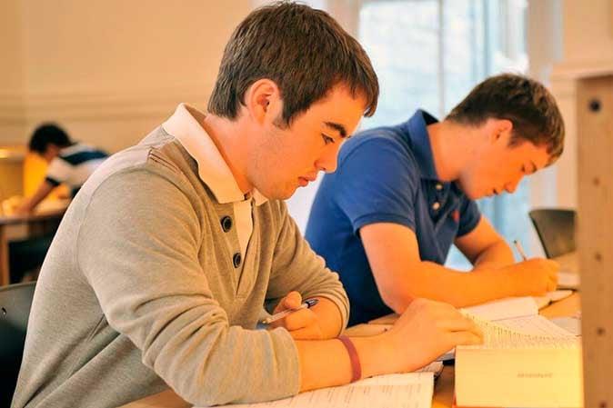Estudiante Irlanda