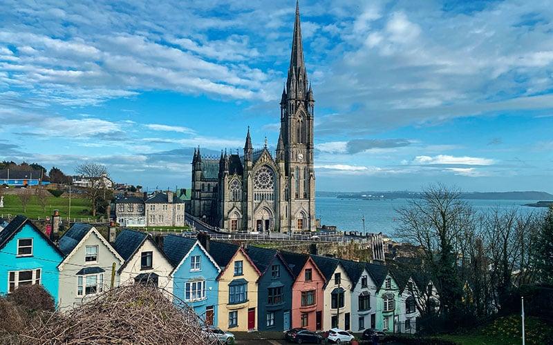 estudiar en Irlanda