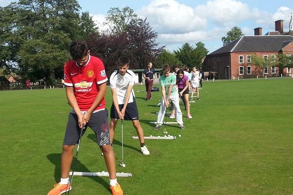 golf sport camp
