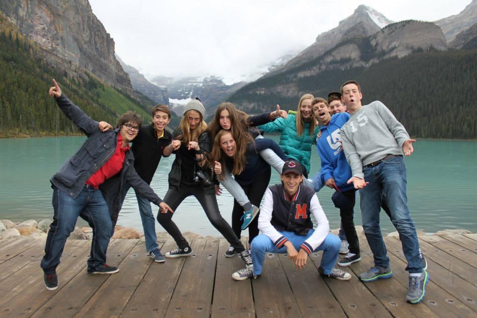 Año escolar en Rocky Mountains