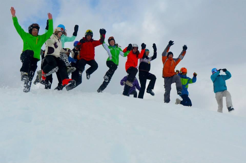 Año académico en Rocky Mountains
