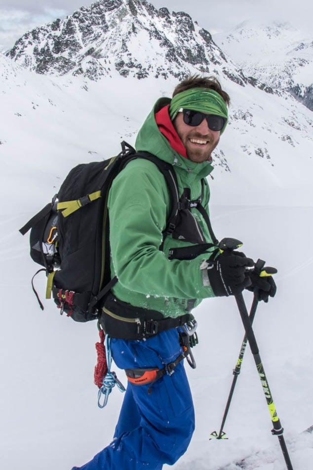 guia esqui