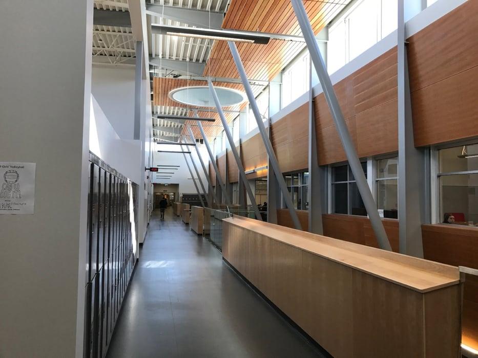 Escuela canadiense