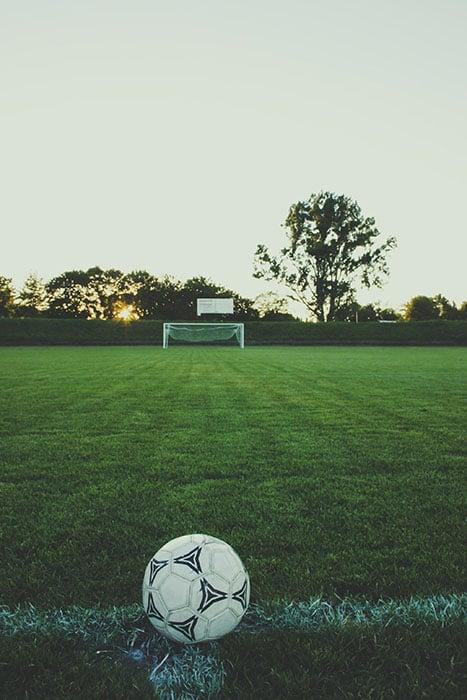 sport camp futbol inglaterra