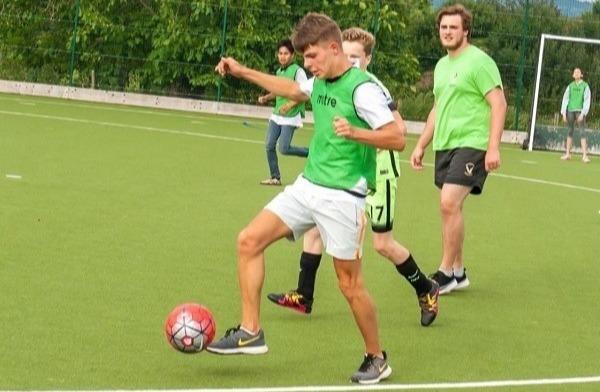 sport camp inglaterra verano