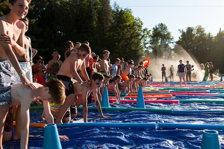 actividades campamento verano