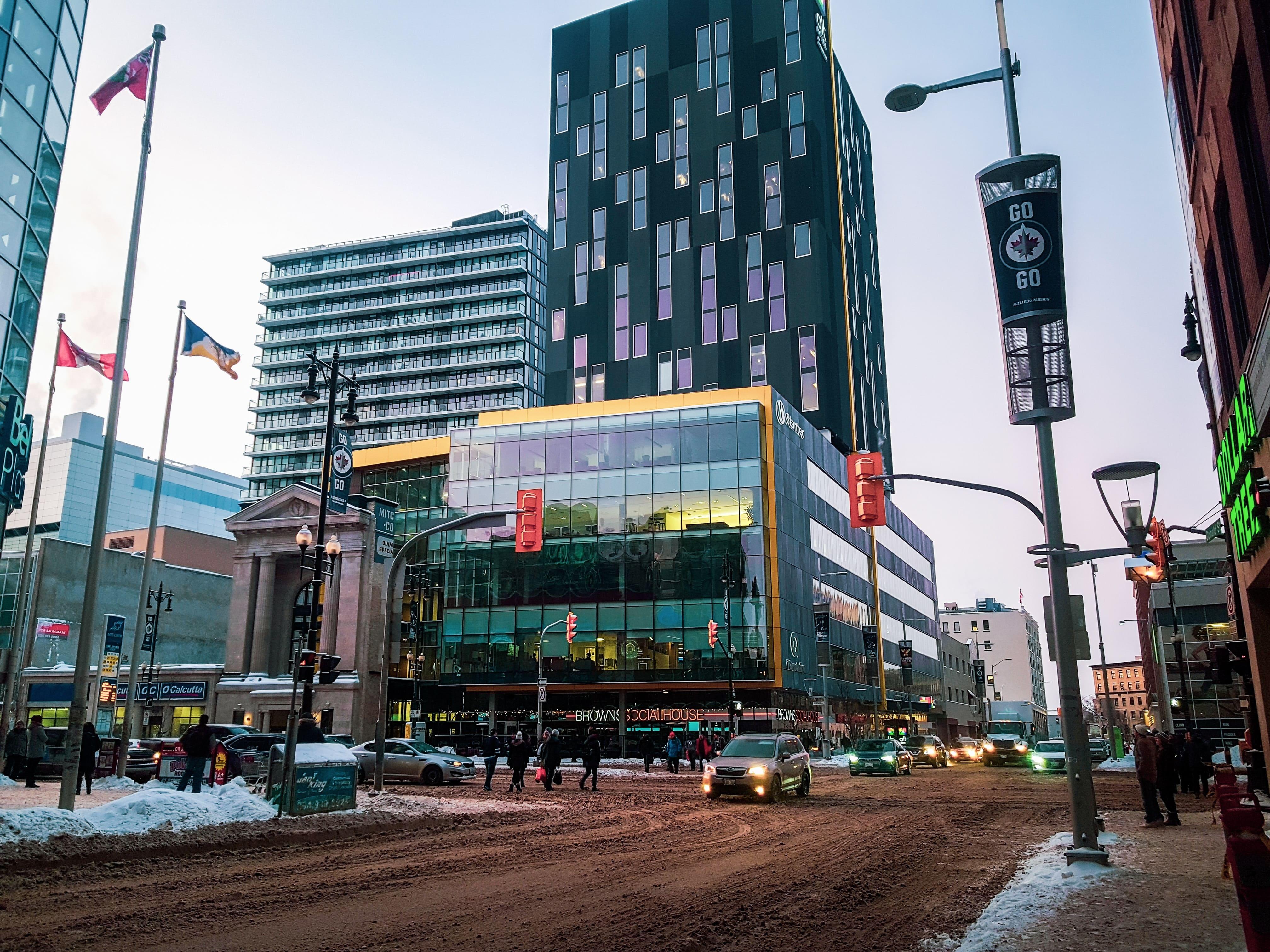 Año Escolar en Winnipeg, Canada