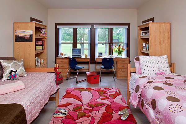 Boarding school dormitorio