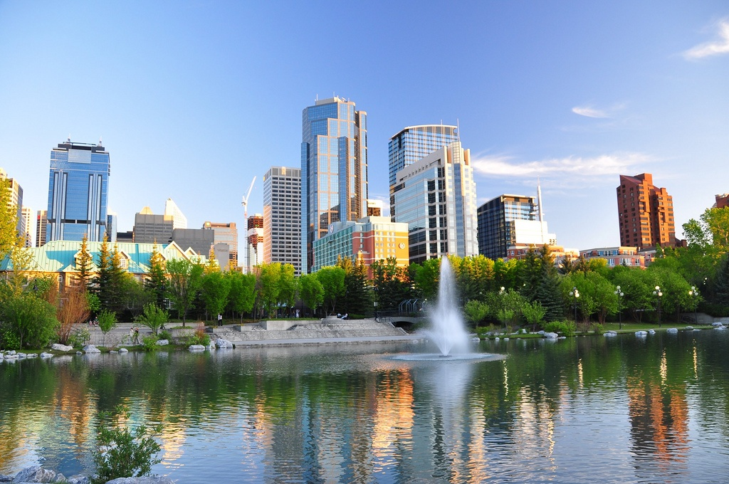 Calgary-landscape