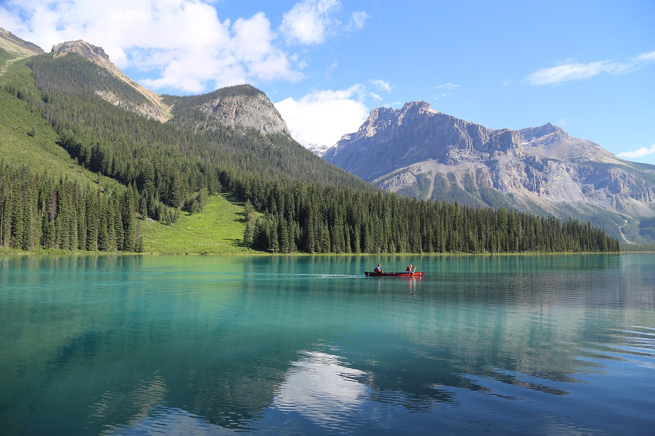 Año Escolar en Canadian Rockies