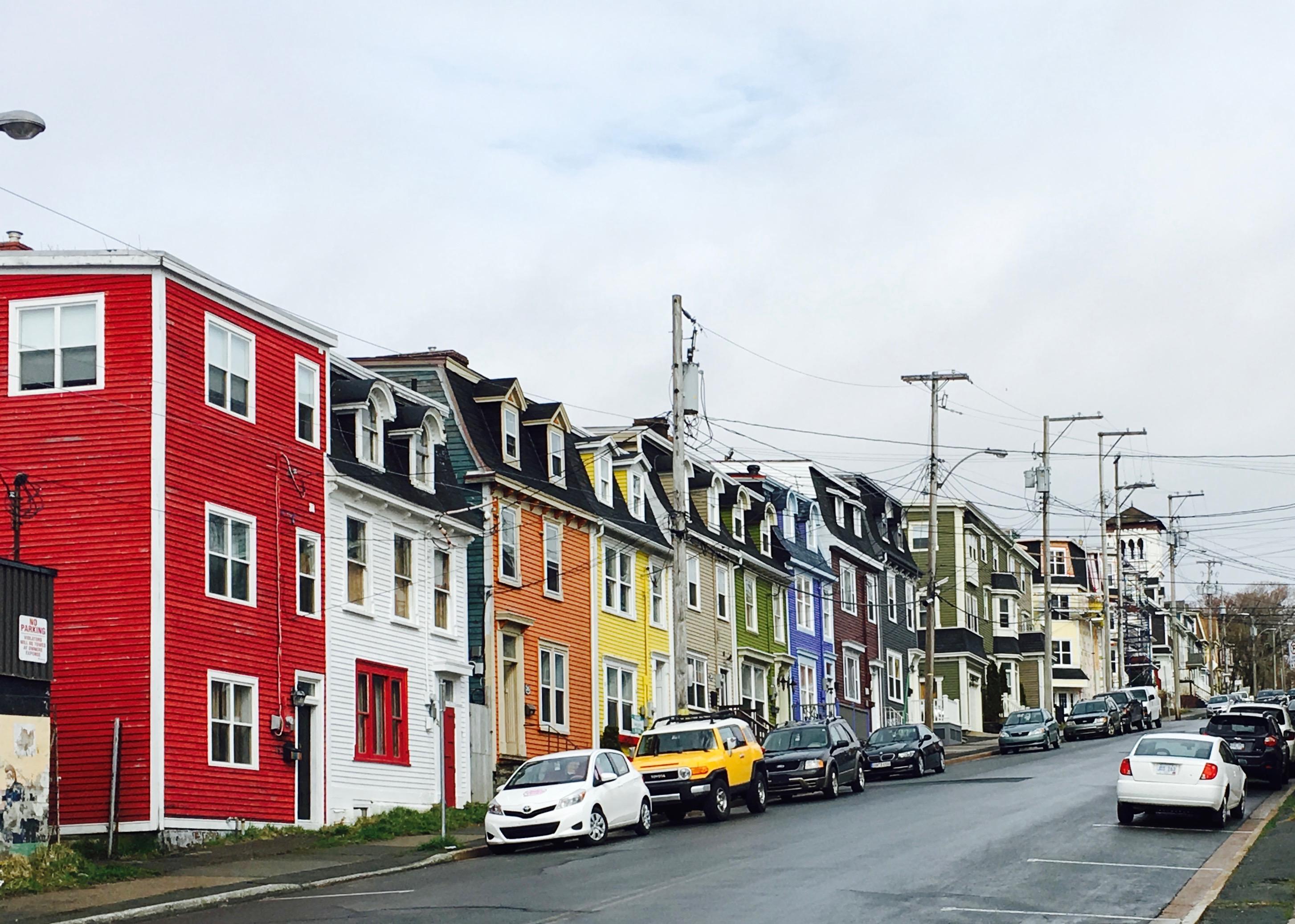 Newfounland St. John's