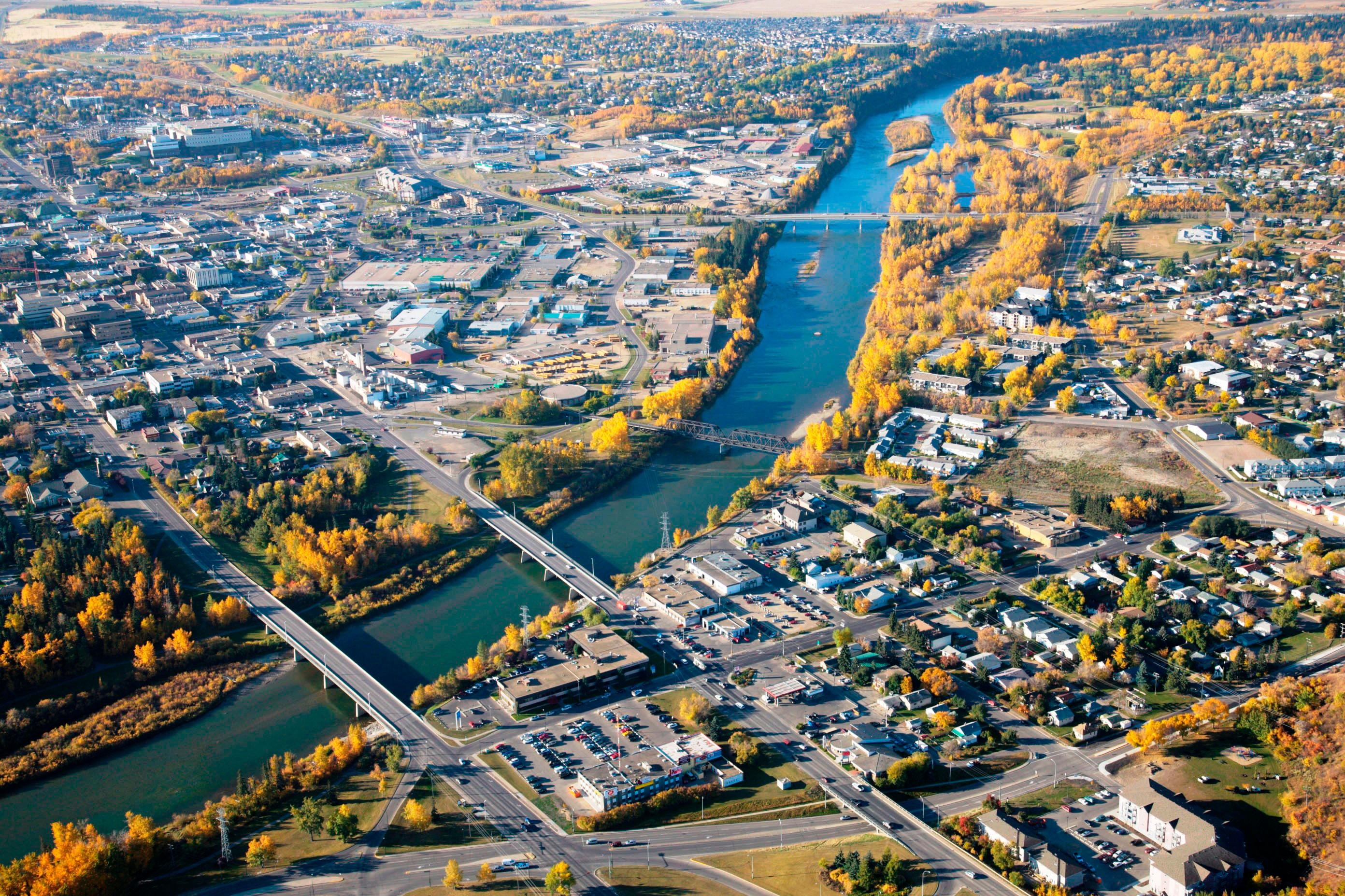 Año Escolar en Red Deer