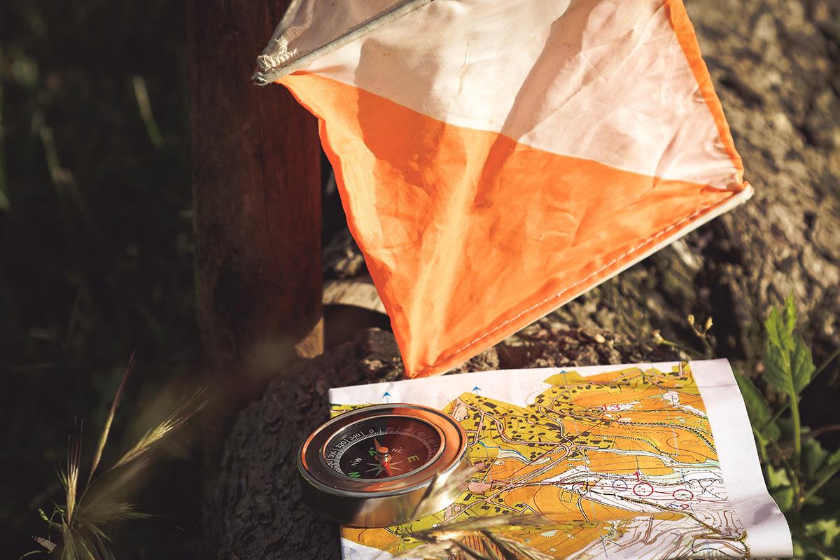 campamento de scouts