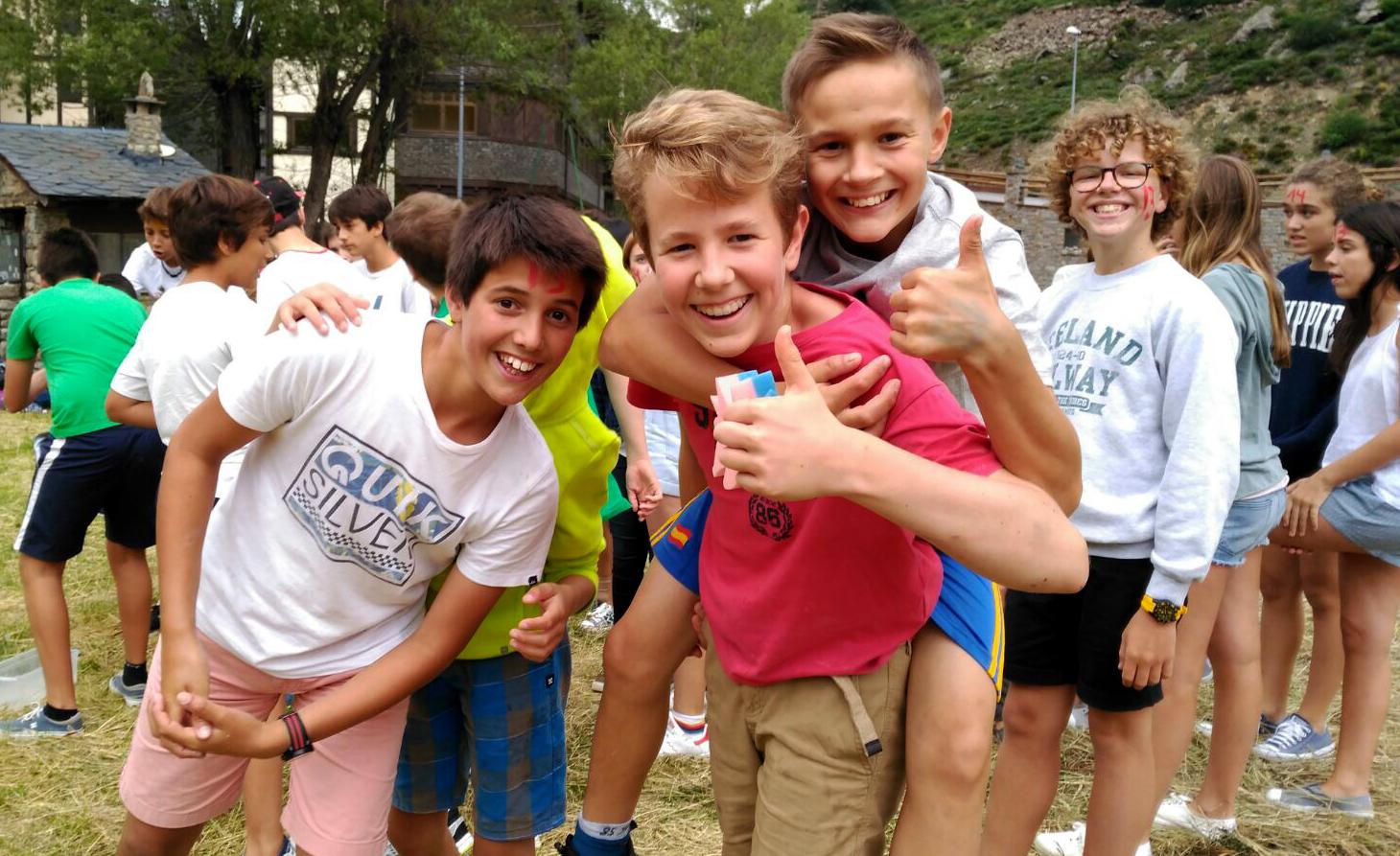 campamento verano deporte