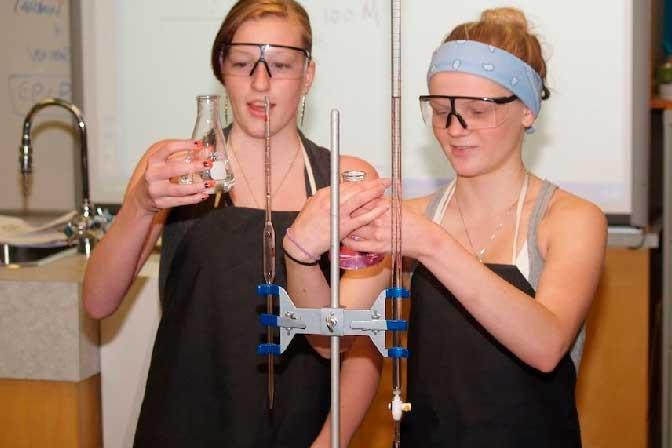 chemistry-class